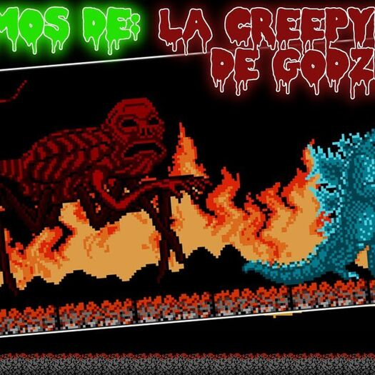 Hablemos De: La Creepypasta De Godzilla Monster Of Monsters | Jose V.R.