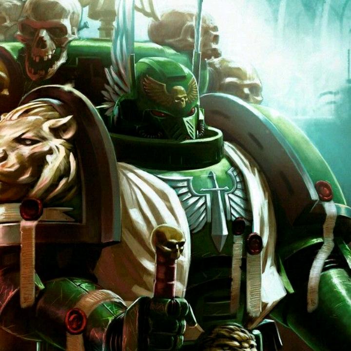 Rex el inquisidor's avatar