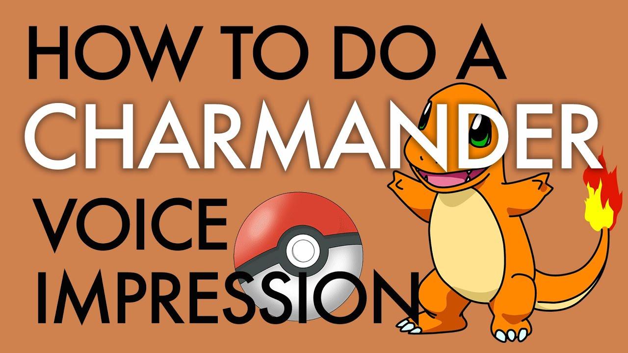 """How To Do A Charmander Voice Impression"" - Voice Breakdown Ep. 39 - Pokémon Series 3"