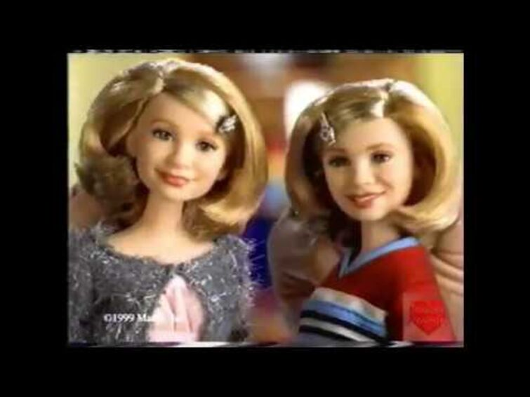 Mary Kate and Ashley Dolls | Television Commercial | 2000