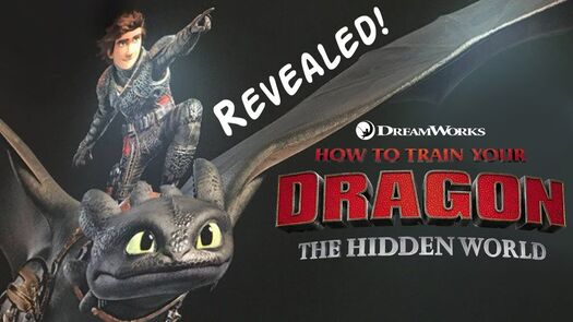 How To Train Your Dragon 3: Character Designs & Plot REVEALED!