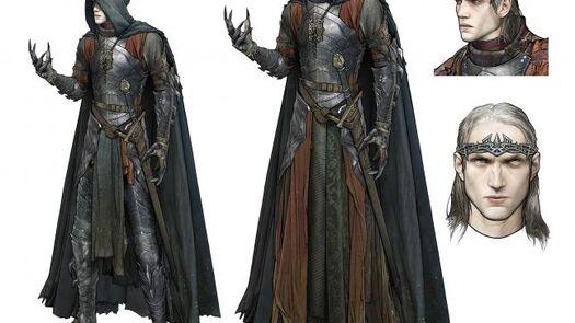 Die Schwarze Hand Saurons