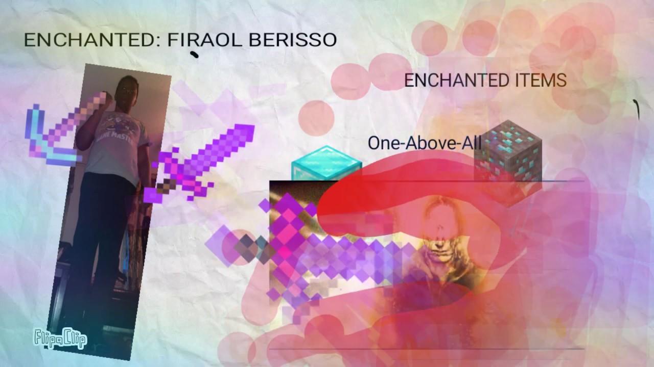 (One-Above-All Charcter, omni king zeno, Realistic goomba) vs (Enchanted: Firaol Berisso)