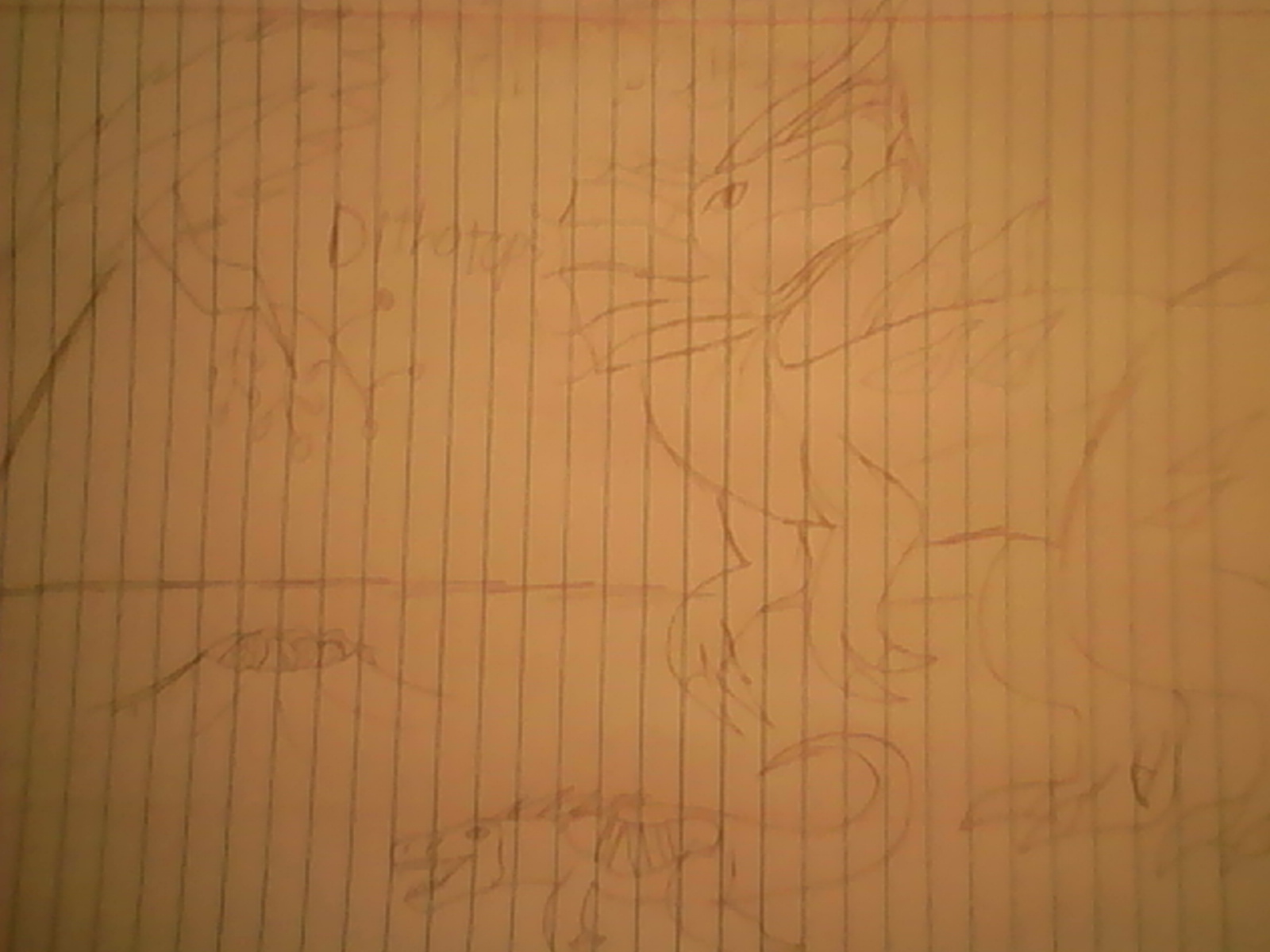 My own hybrid drawing dithotops