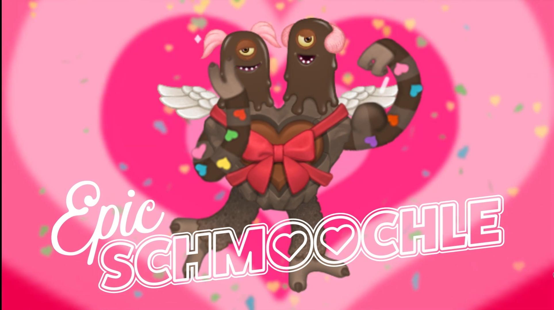 Epic Schmoochle!