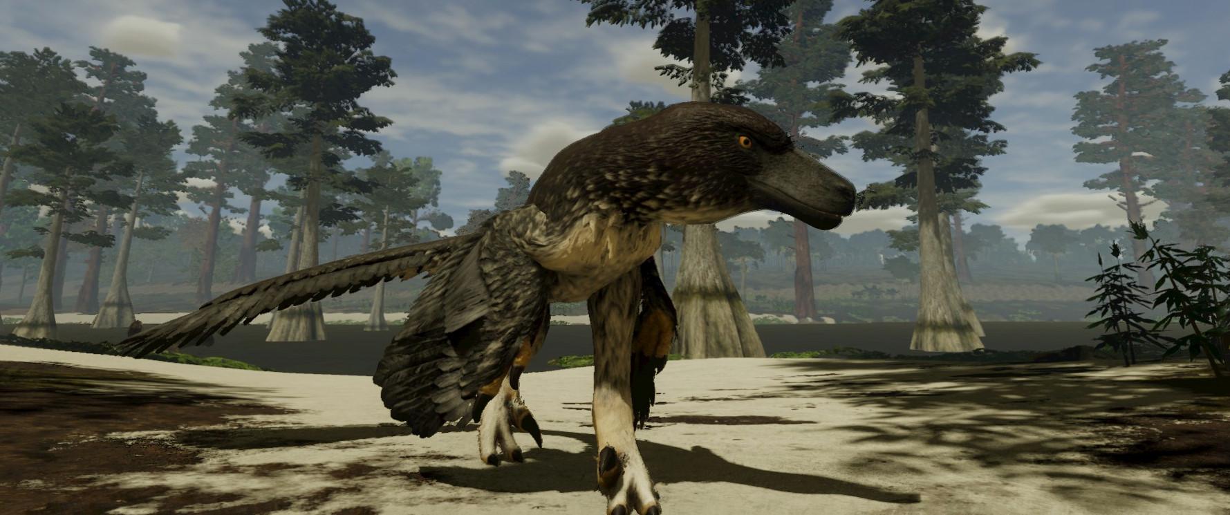 Saurian Guide: Dakotaraptor