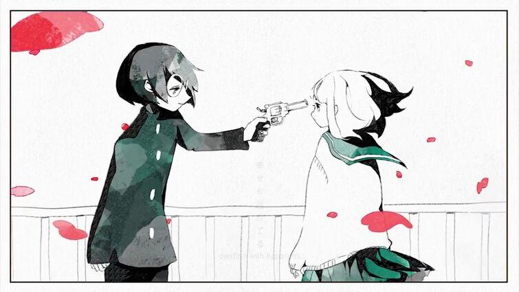 [Eng Sub] Town of Jade (Manga MV) [Hatsune Miku]