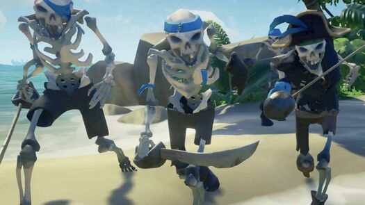 'Sea of Thieves' Review: For Pirate Pals To Float Their Own Boat