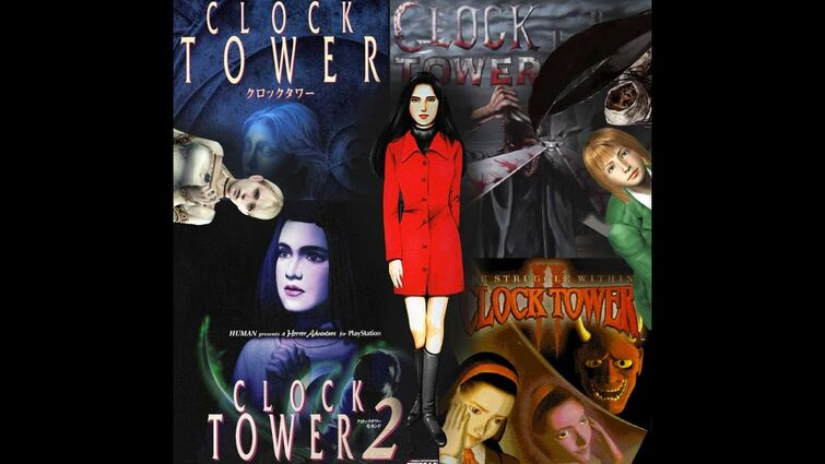 The Maddening Chronology of the Clock Tower Games