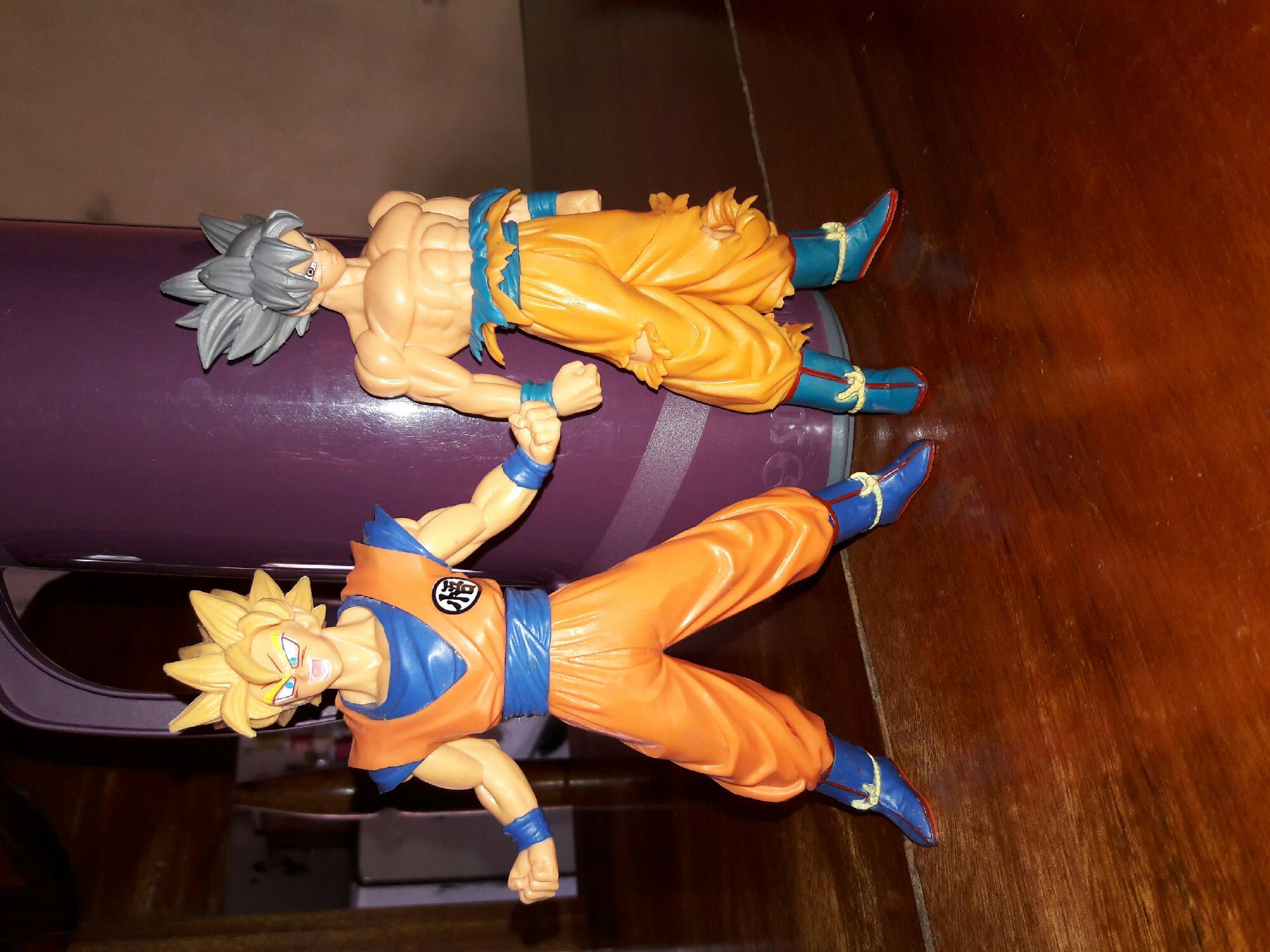 Meus bonecos de coleção
