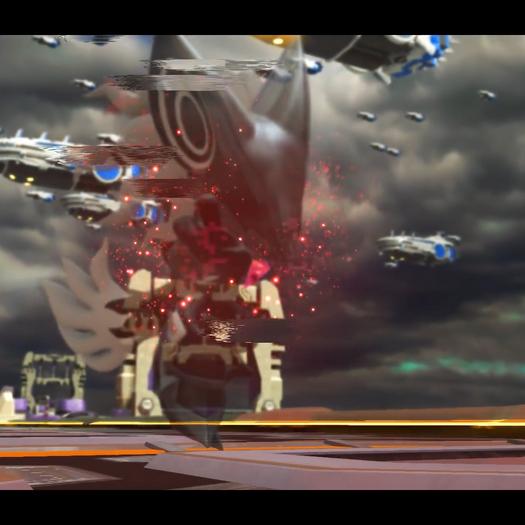 Sonic Forces : Infinite serait-il une réplique ?