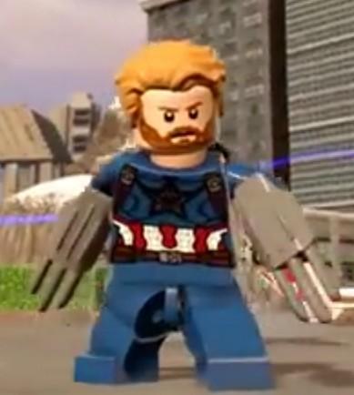 Captain America Infinity War Mod