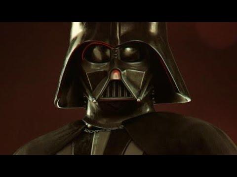 Darth Vader Scene - Star Wars Squadrons