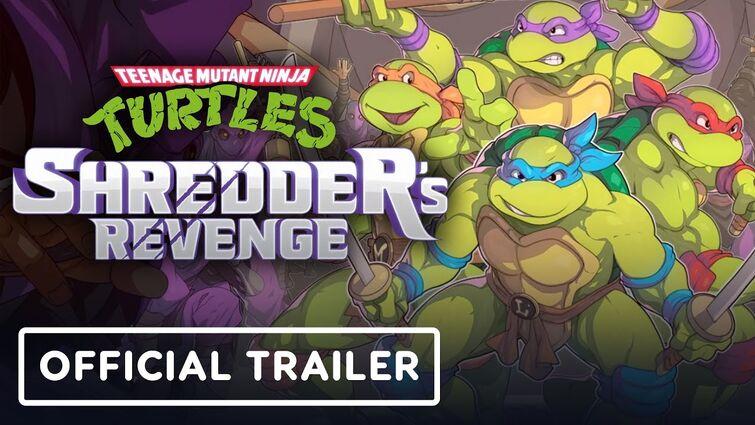 Teenage Mutant Ninja Turtles: Shredder's Revenge - Official Reveal Trailer