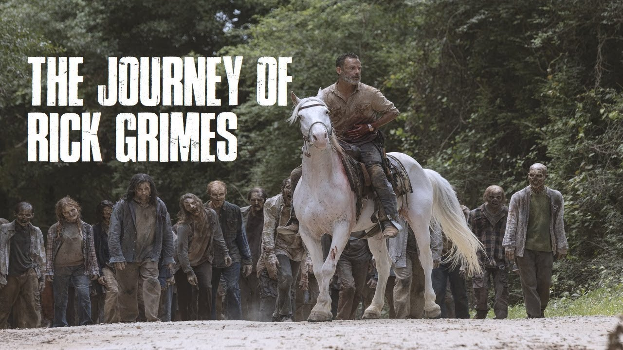 The Walking Dead: The Journey of Rick Grimes