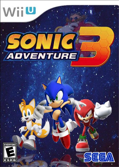 Wer will ein sonic advanture 3 ?