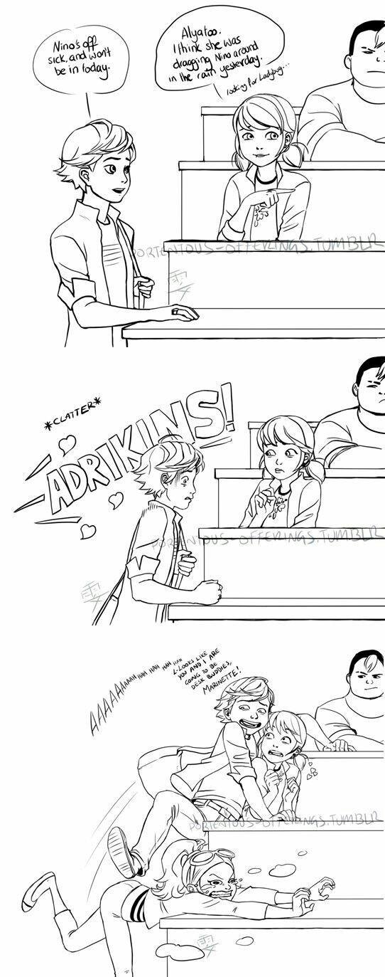 Miraculous comic