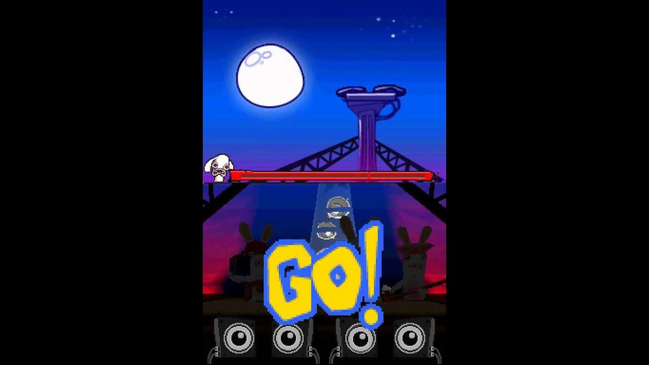 Nintendo DS Longplay [062] Rayman Raving Rabbids 2