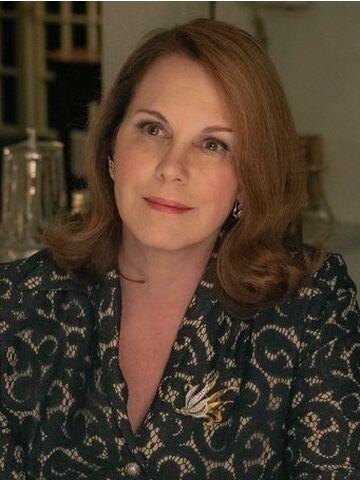 Janet Malone (Rebecca's mother)