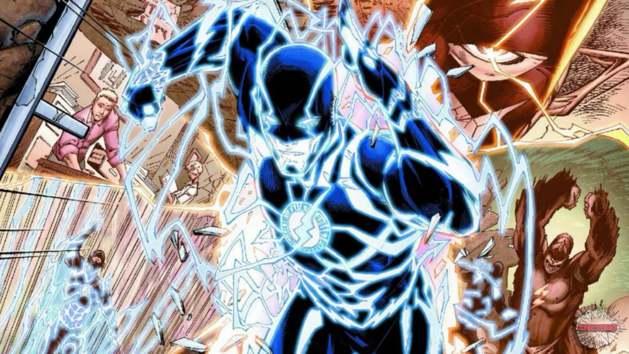 Is future flash dying in this form or state or is it under his control?