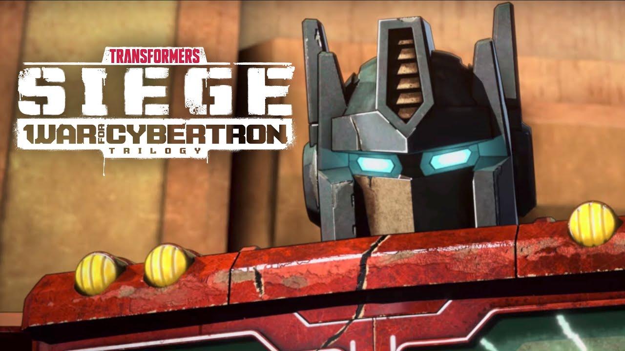 Transformers: War for Cybertron Trilogy: Siege | New York Toy Fair Teaser | Netflix