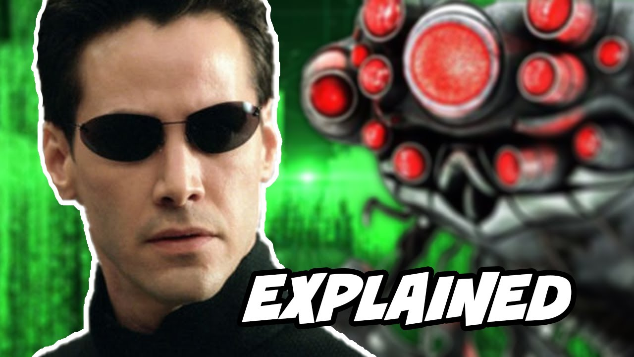 How the Machines Took Over Humans - Matrix Lore Explained
