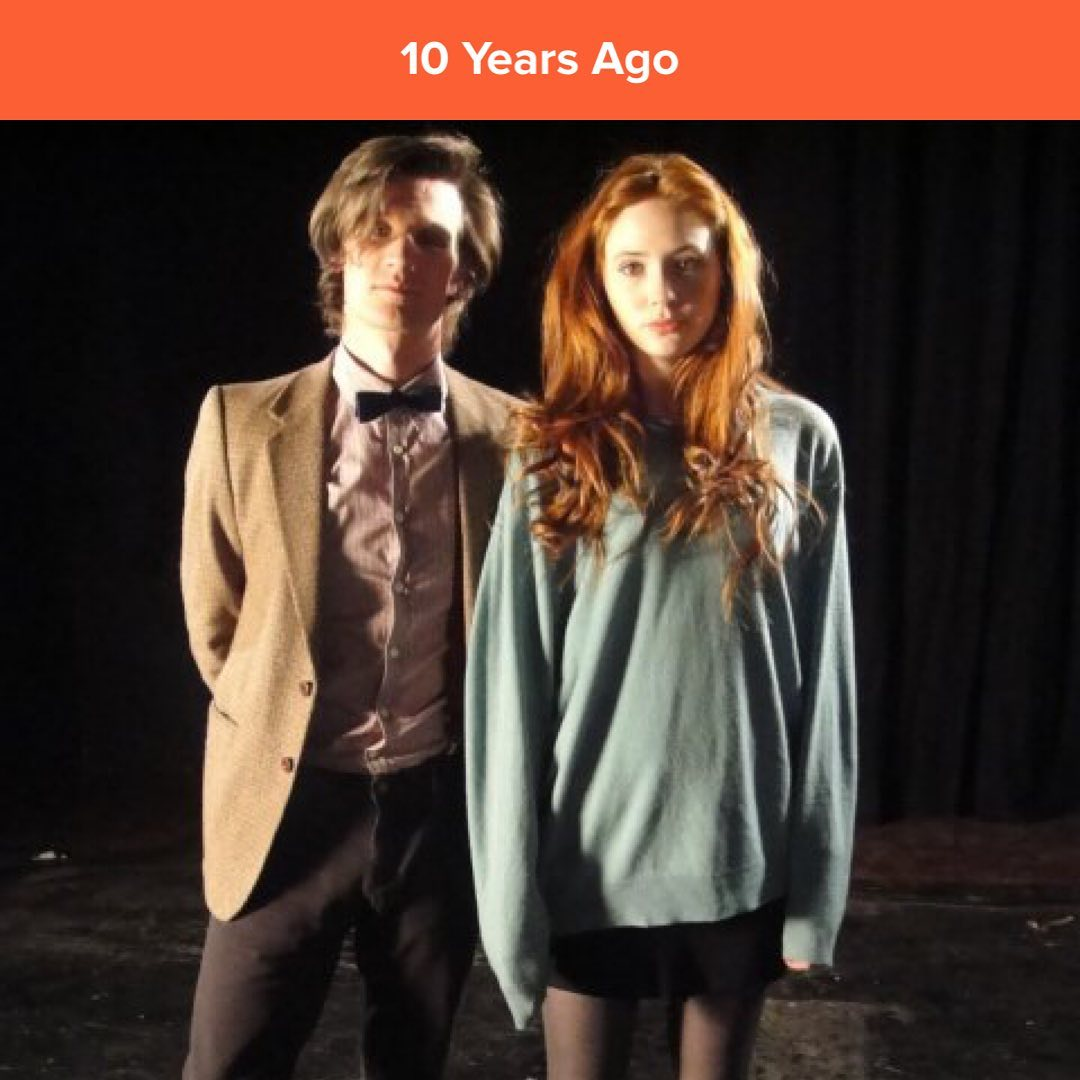 Another Throwback Thursday, Fellow Whovians!
