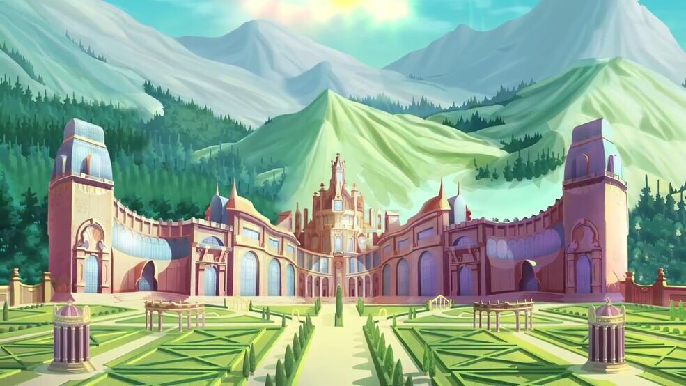 The Solarian Royal Palace is the residency of King Radius and his daughter, heir to the crown Stella