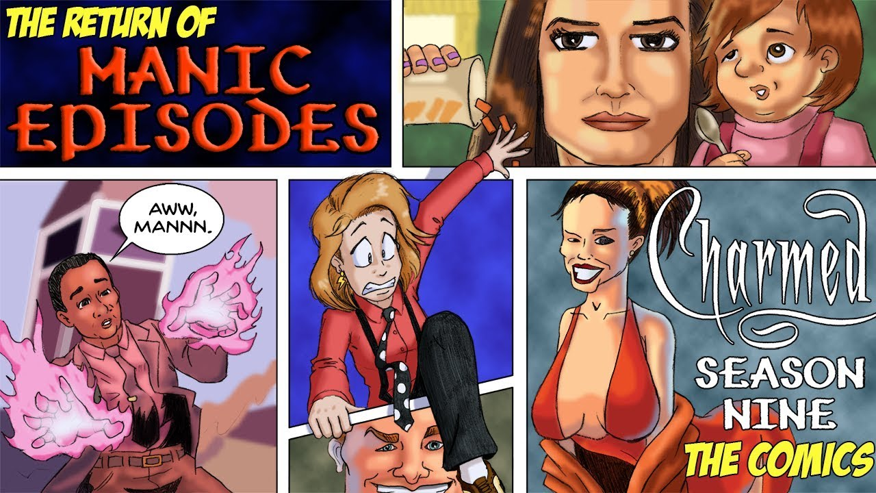 Charmed (Season 9 Comics): Part 1 (Manic Episodes)