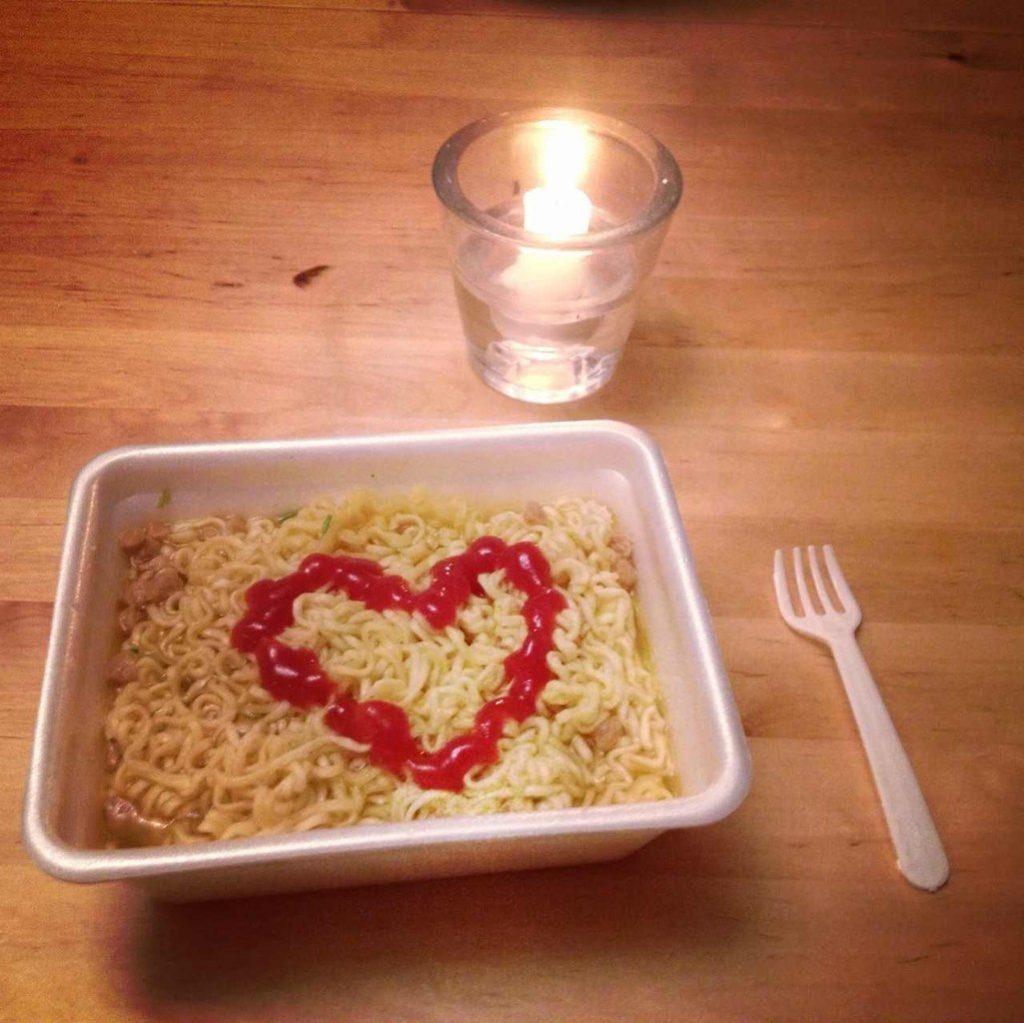 Прикольный ужин картинки
