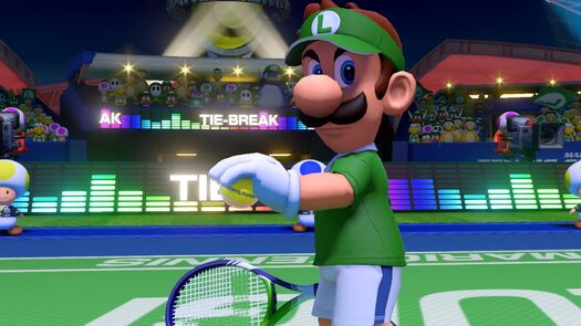 New Nintendo Direct will focus on Mario Tennis Aces and other 2018 Switch and 3DS games