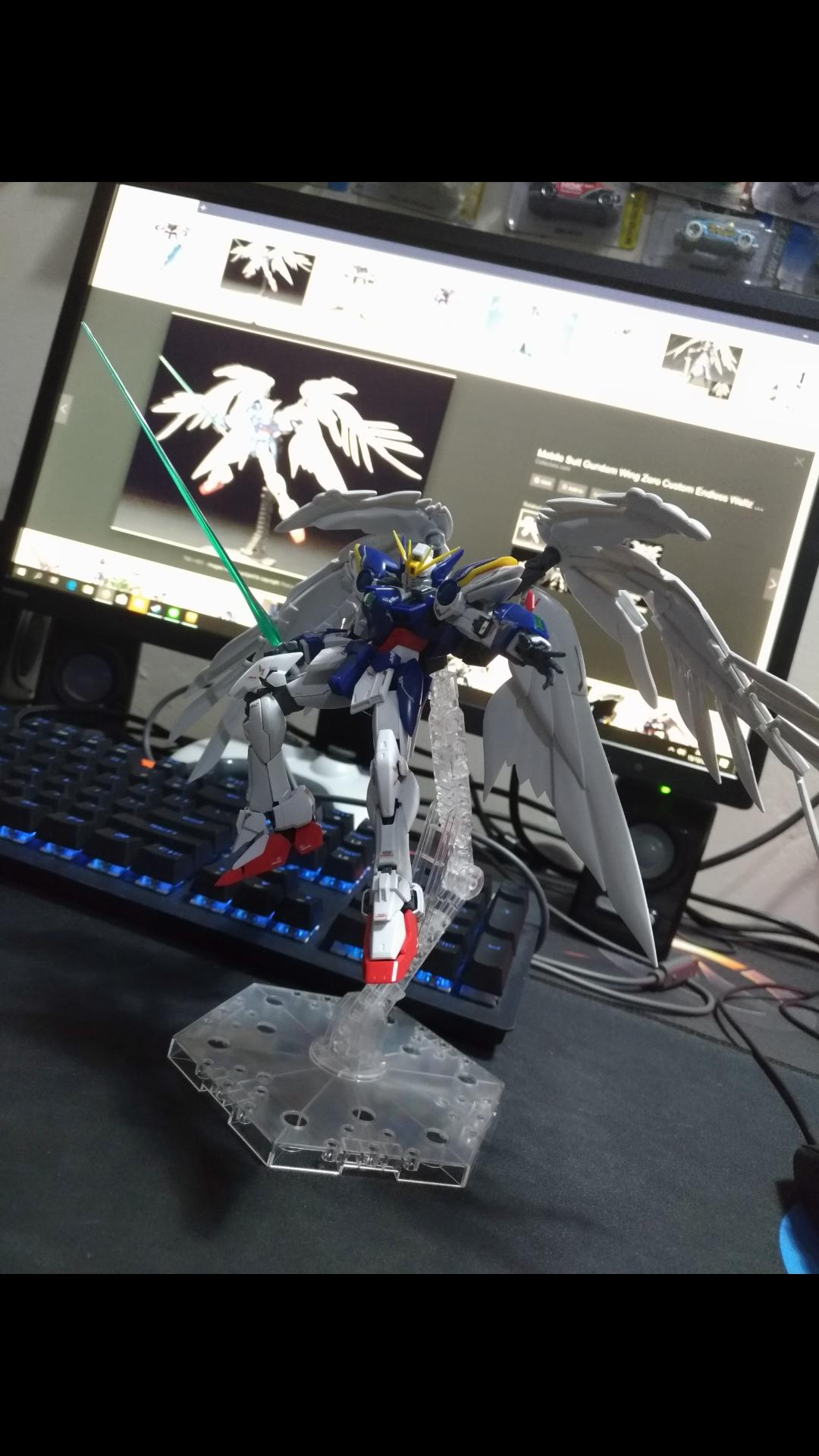Wing zero RG