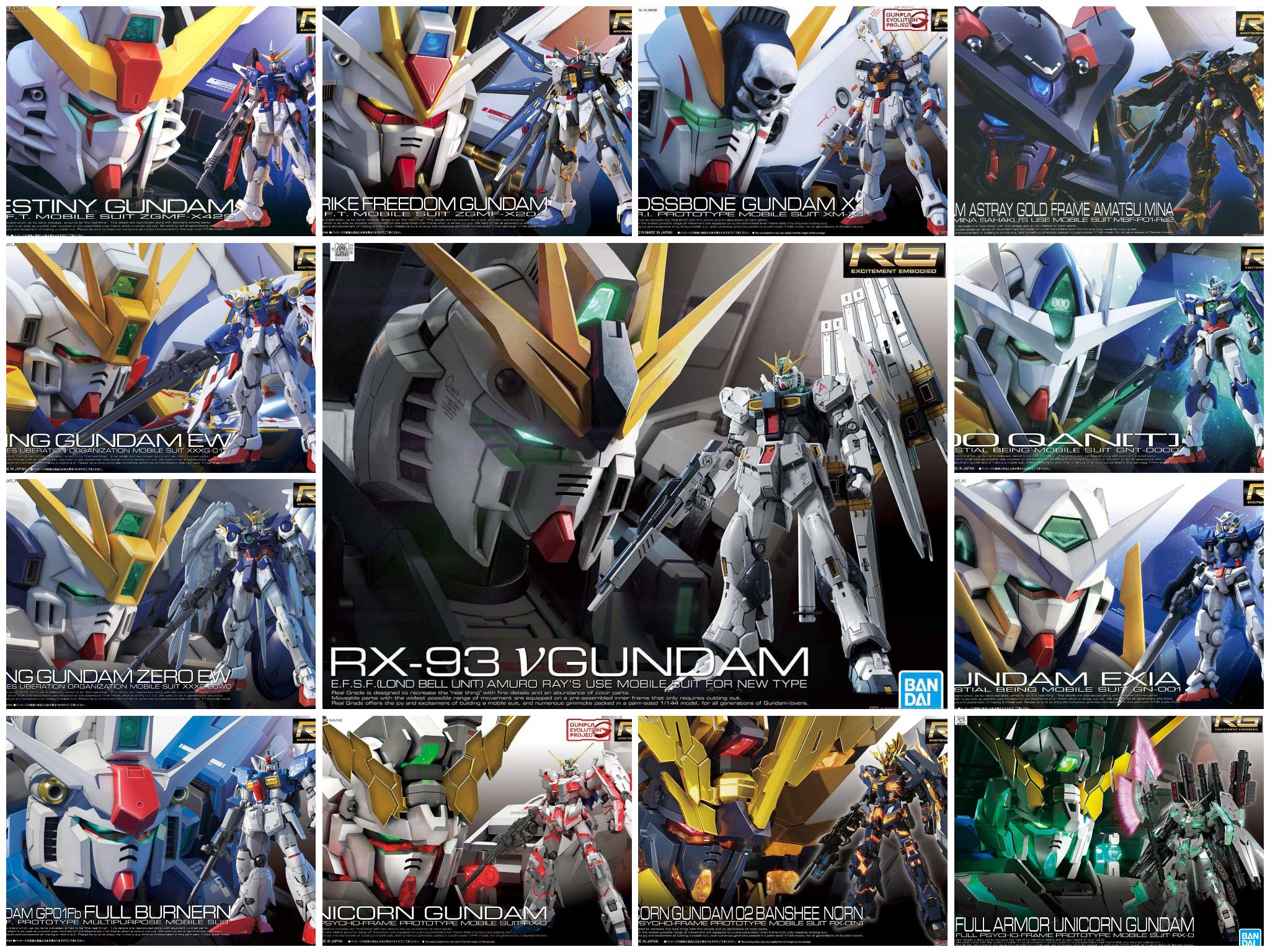 Real Grade Gundam