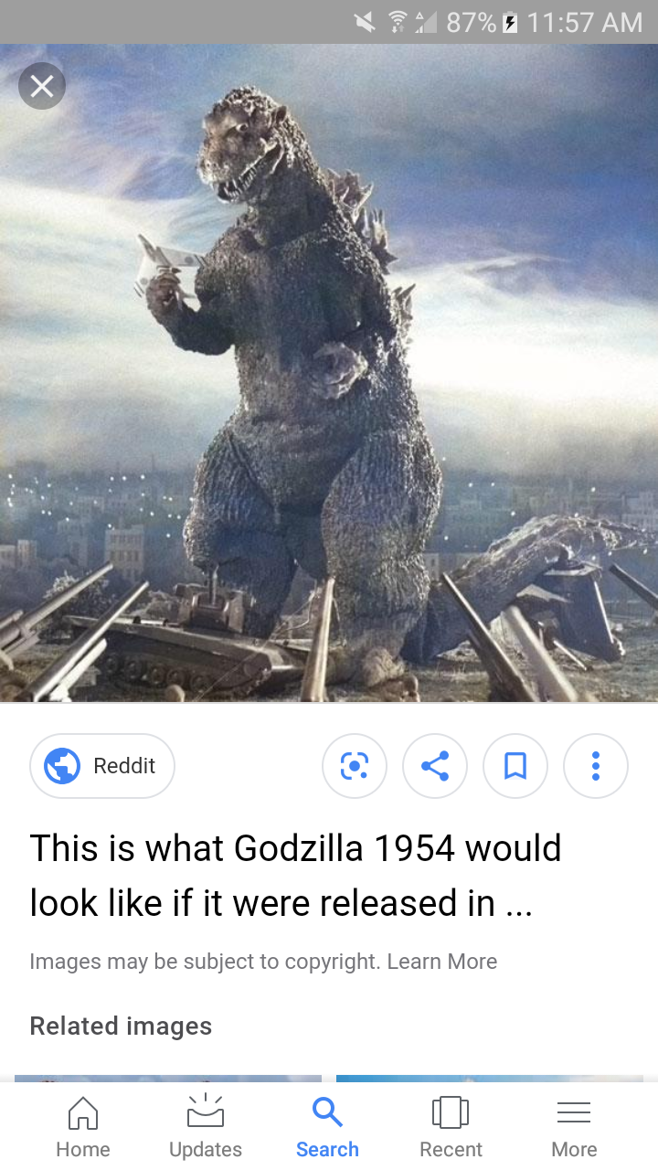 Gojira 1954 In Color Fandom Gojira) is the roaring granddaddy of all monster movies. gojira 1954 in color fandom