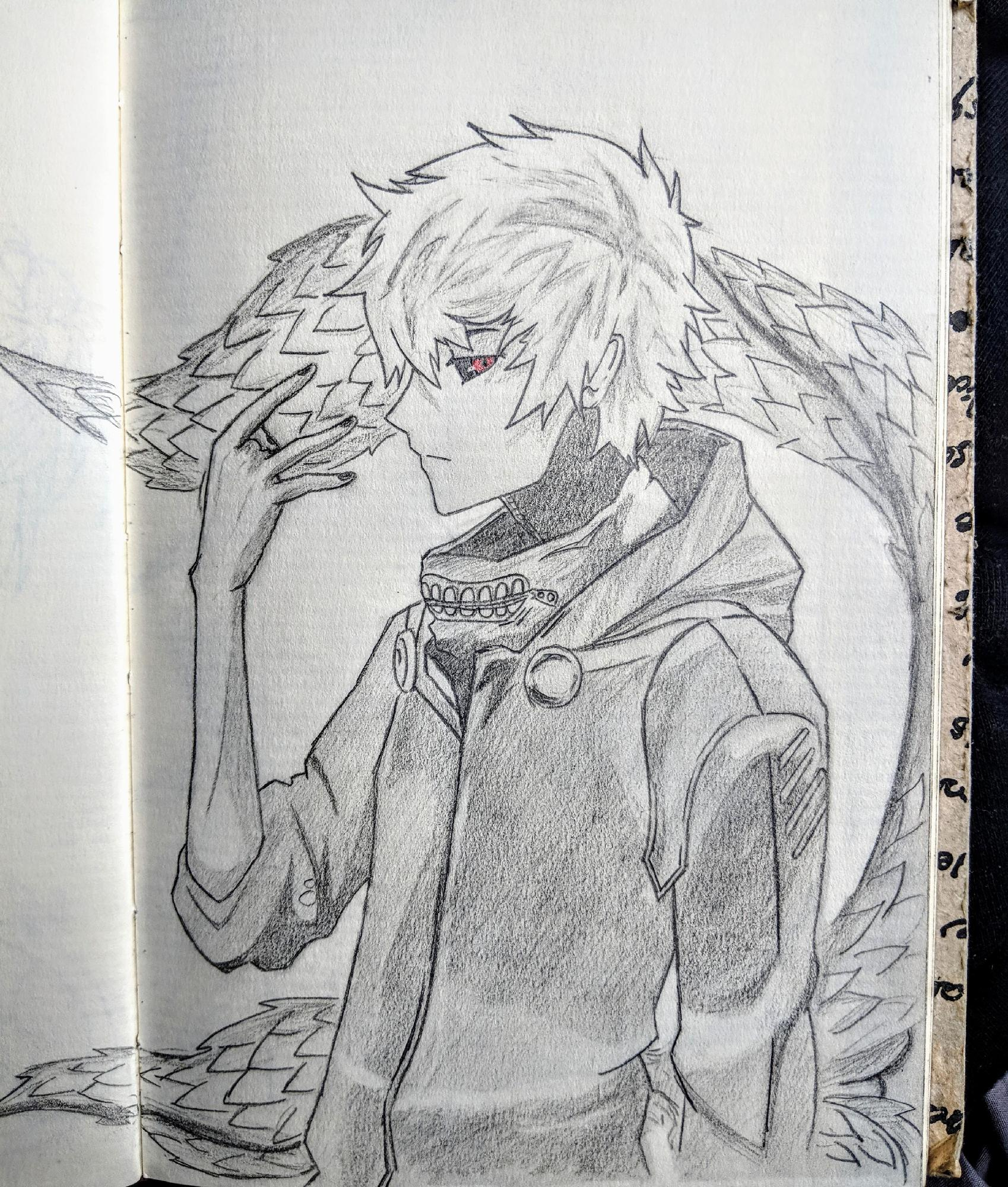 MY OLD Drawing