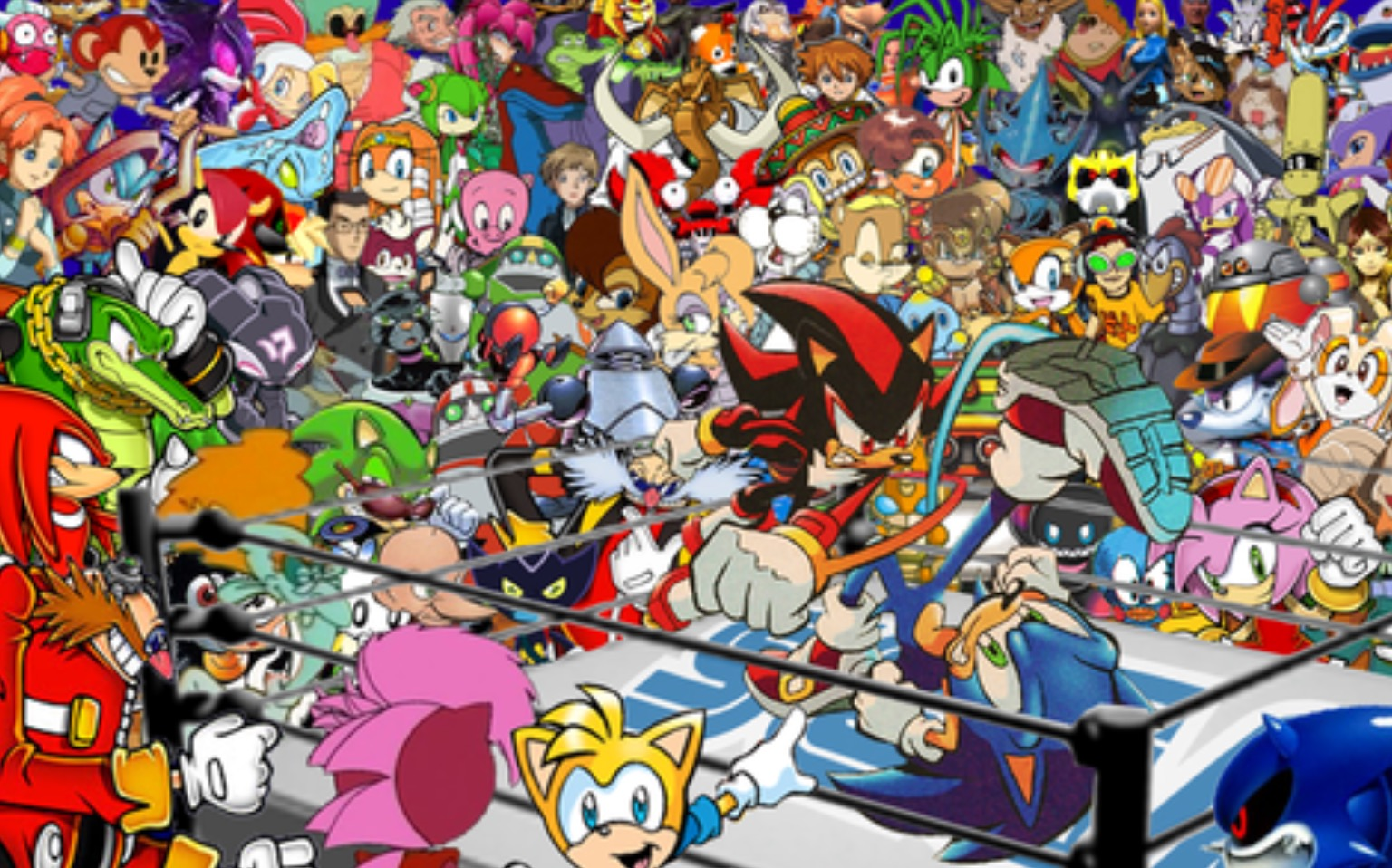 The most popular Sonic characters trending loved by Sega and fans well known