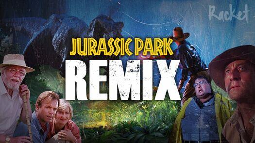 SHOOOT HER!! (Jurassic Park Remix)