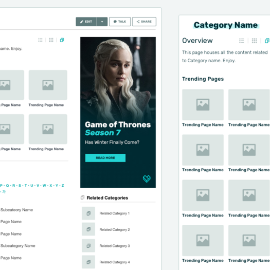 We're updating the look of categories to improve your community's SEO