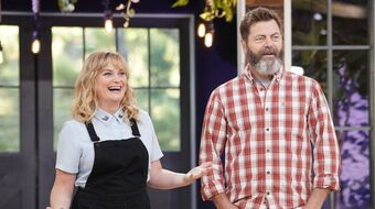 Amy Poehler's Crafty New Show Will Make You Feel Better Than Anything Else on TV
