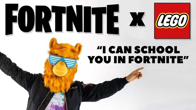 More Proof that LEGO x Fortnite Is Happening