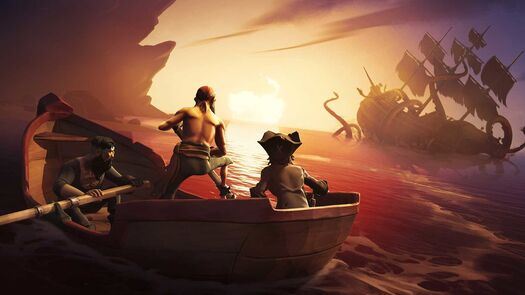 EXCLUSIVE: Rare Reveals All Its Ambitious Plans For 'Sea Of Thieves'