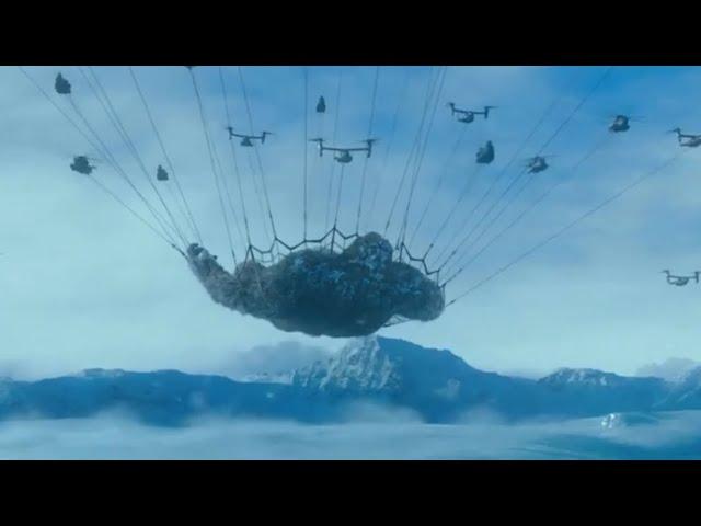Godzilla vs Kong Trailer - Kong in Antarctica