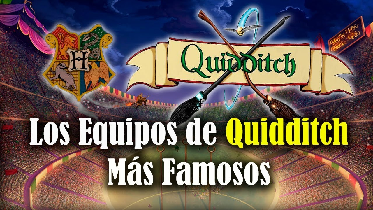 Los Equipos de Quidditch más populares