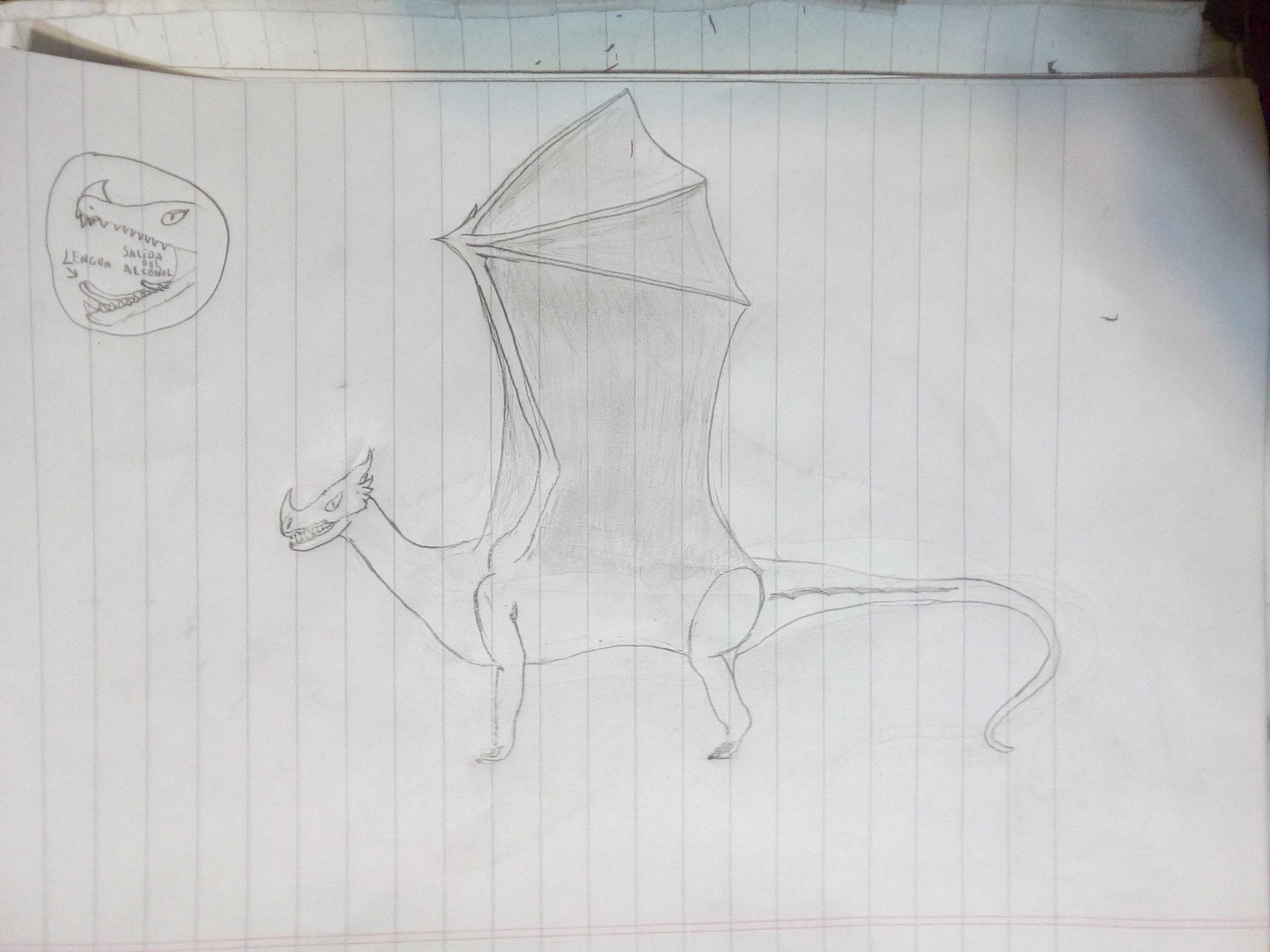 Origen y Evolución de los Dragones Parte 3