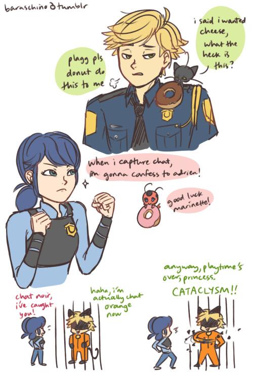 Pfffft.... Love ya, Adrien!