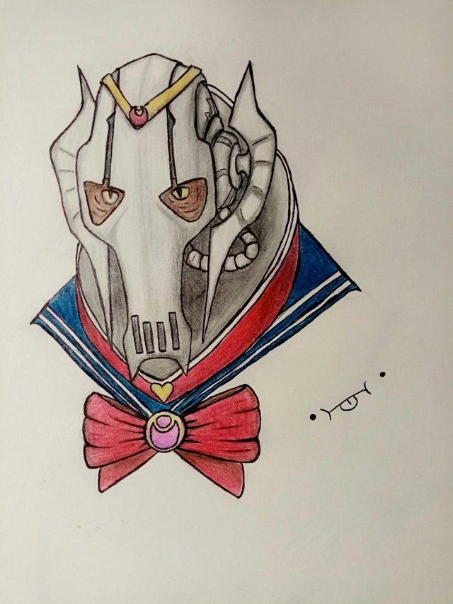 Qui-Gon Jinn | Origami Yoda | 853x640
