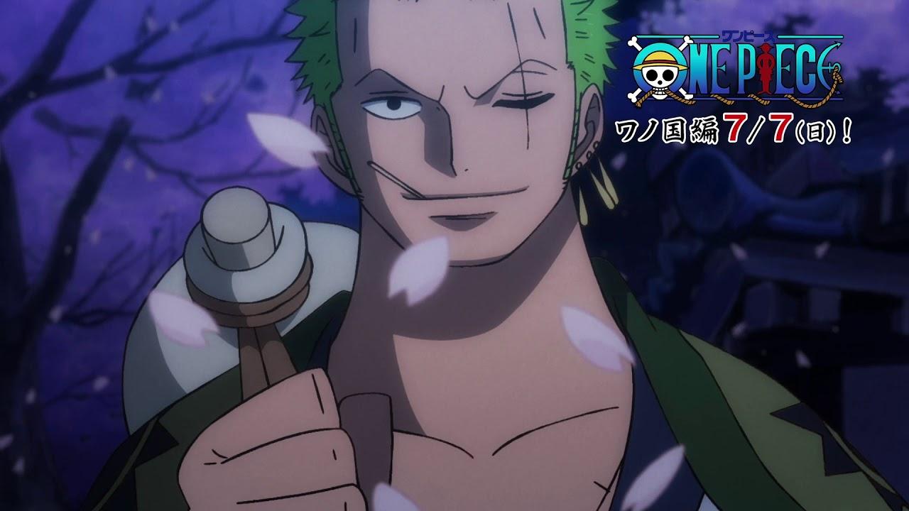 One Piece | Wano Kuni Arc | Official Trailer!