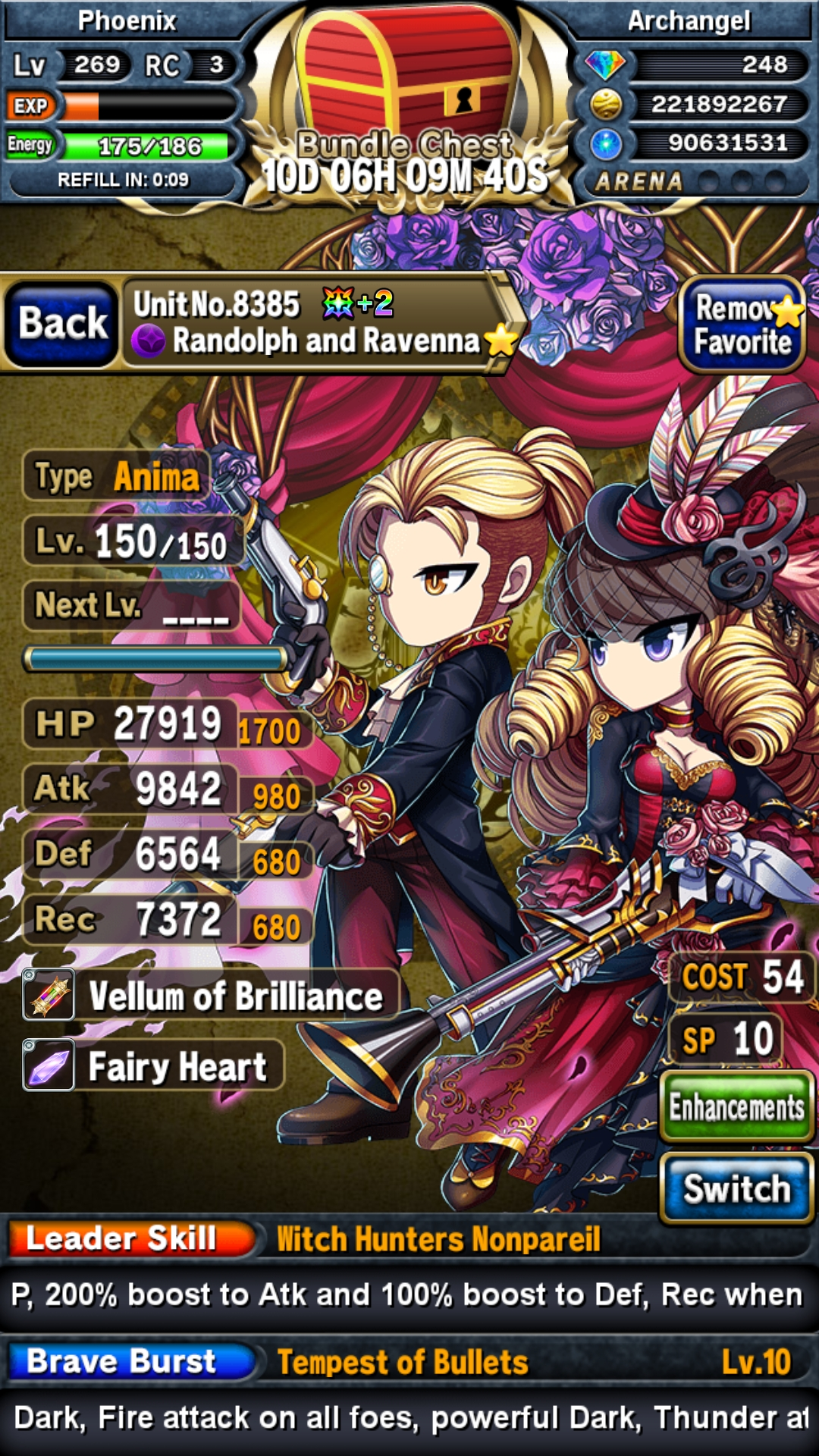 Fb brave frontier