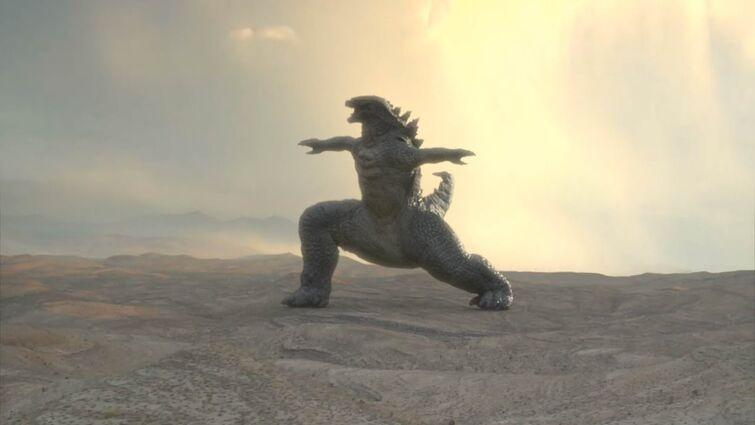 Godzilla: A Nature Documentary