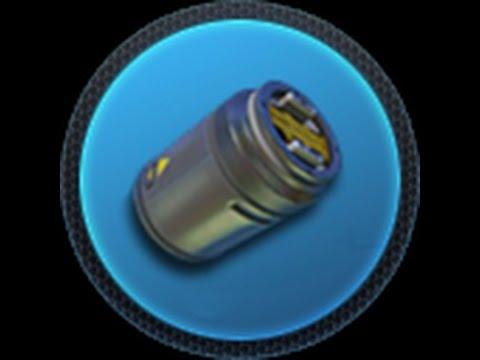 Les batteries hautes capacité du cyclope